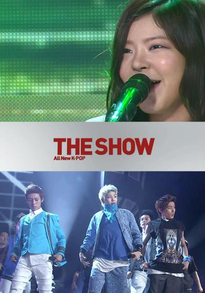 【25】The Show All NEW K-POP線上看