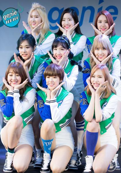 Genie Top 100 Twice 01線上看