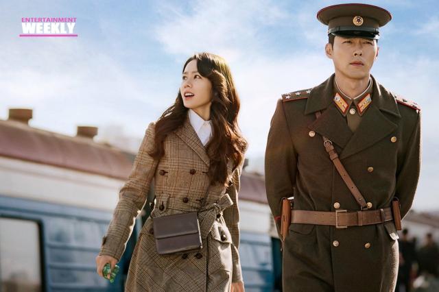韓國娛樂週刊《愛的迫降》原聲帶串燒 線上看