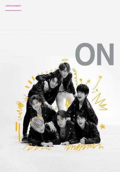 韓國娛樂週刊 防彈少年團《ON》線上看