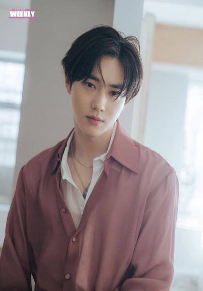 韓國娛樂週刊 金俊勉 SUHO線上看