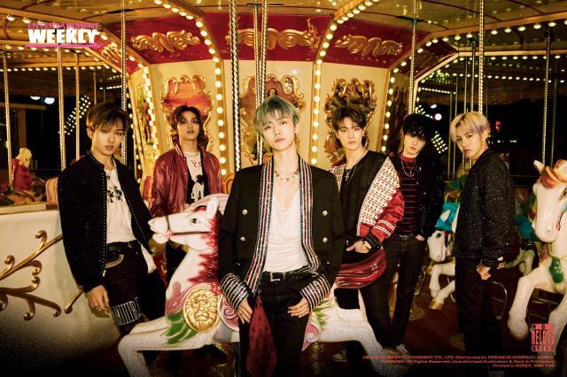 韓國娛樂週刊NCT Dream 'Ridin'' 線上看