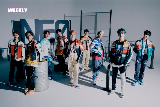 韓國娛樂週刊NCT 127《PUNCH》 線上看
