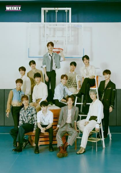 韓國娛樂週刊 SEVENTEEN《Left & Right》線上看