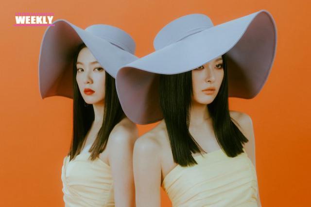 韓國娛樂週刊Red Velvet Irene & Seulgi《Monster》 線上看