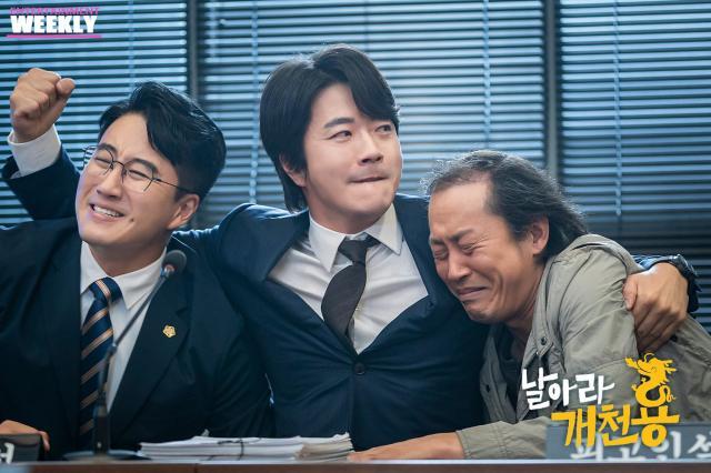韓國娛樂週刊權相佑《延遲的正義》 線上看
