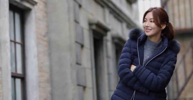韓國娛樂週刊 金素妍《Penthouse上流戰爭》劇照 1