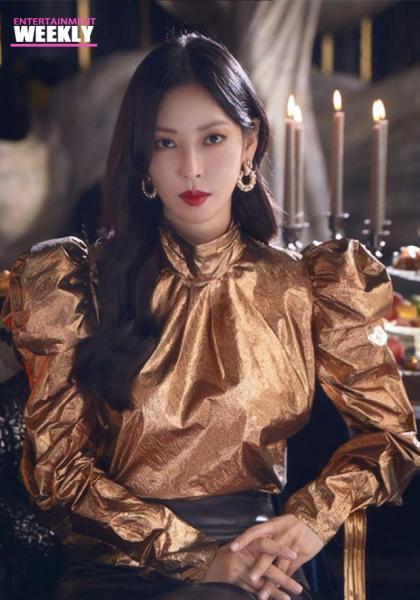 韓國娛樂週刊 金素妍《Penthouse上流戰爭》線上看