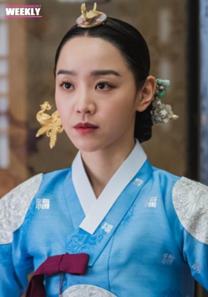 韓國娛樂週刊 申惠善《哲仁王后》線上看