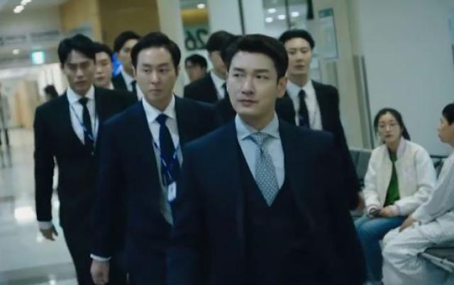 韓國娛樂週刊 曹承佑《薛西弗斯的神話》劇照 1