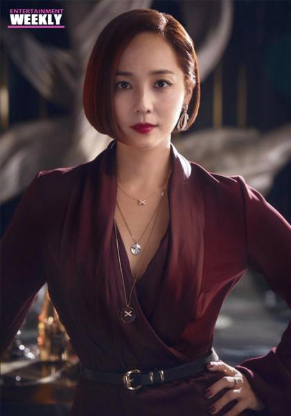 韓國娛樂週刊 柳真《上流戰爭2》線上看