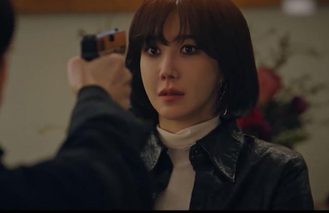 韓國娛樂週刊 李智雅《The Penthouse2》劇照 1