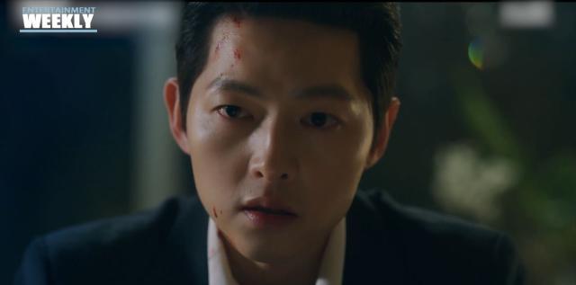 韓國娛樂週刊宋仲基《黑道律師文森佐》 線上看