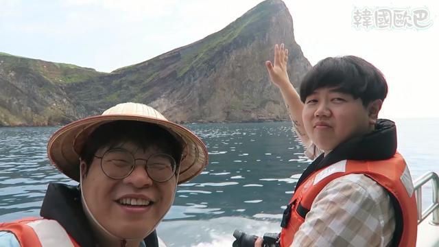韓國歐巴 《去龜山島與海豚打交道》劇照 3