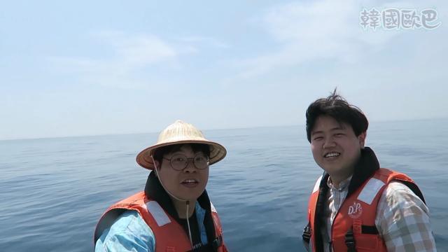韓國歐巴 《去龜山島與海豚打交道》劇照 2