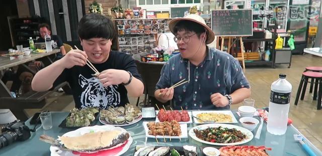 韓國歐巴 《宜蘭海鮮熱炒初體驗》劇照 1