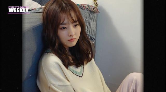 韓國娛樂週刊 朴寶英《某一天滅亡來到我家門前》劇照 2