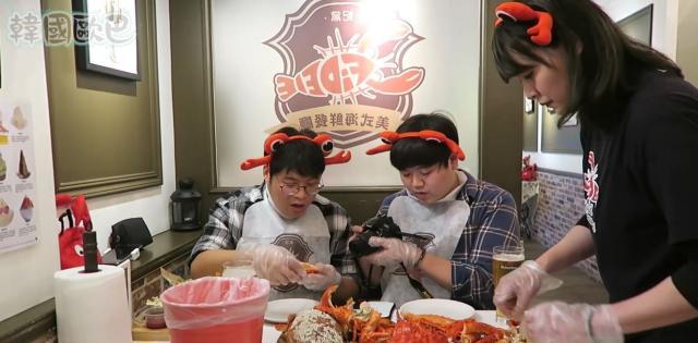 韓國歐巴 《台中超夯超大型海鮮料理》劇照 3
