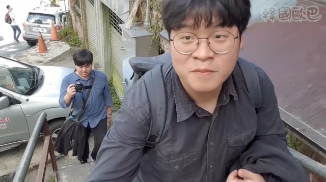 韓國歐巴 《奮起湖觀光之旅》劇照 2