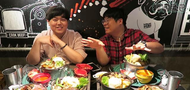 韓國歐巴 《豪華牛肉蓋飯體驗》劇照 2