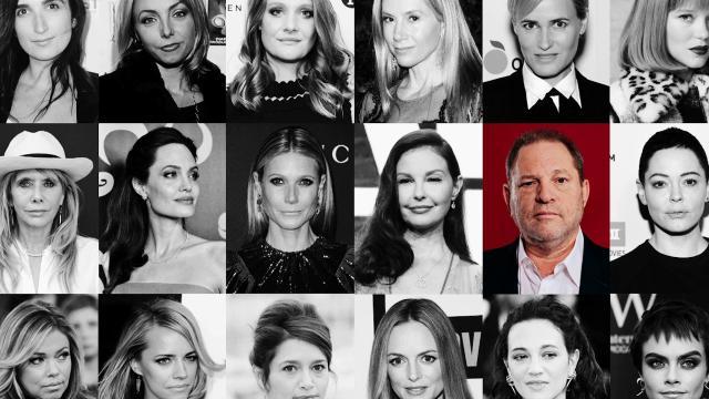 好萊塢故事:性掠食者醜聞與MeToo的反擊劇照 3