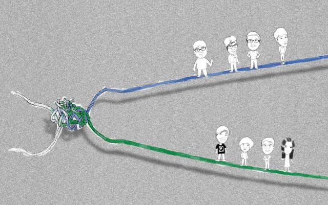 藍綠對話實驗室劇照 1
