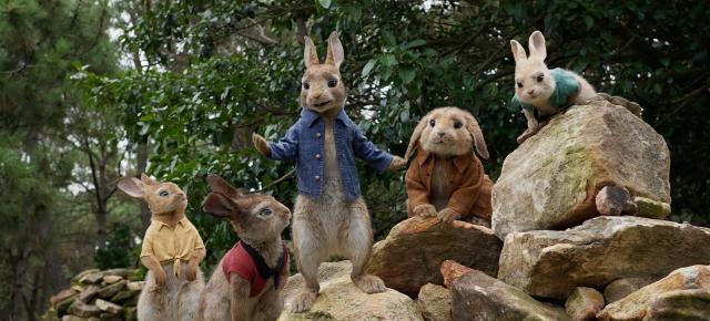 比得兔(HD)預告片 01