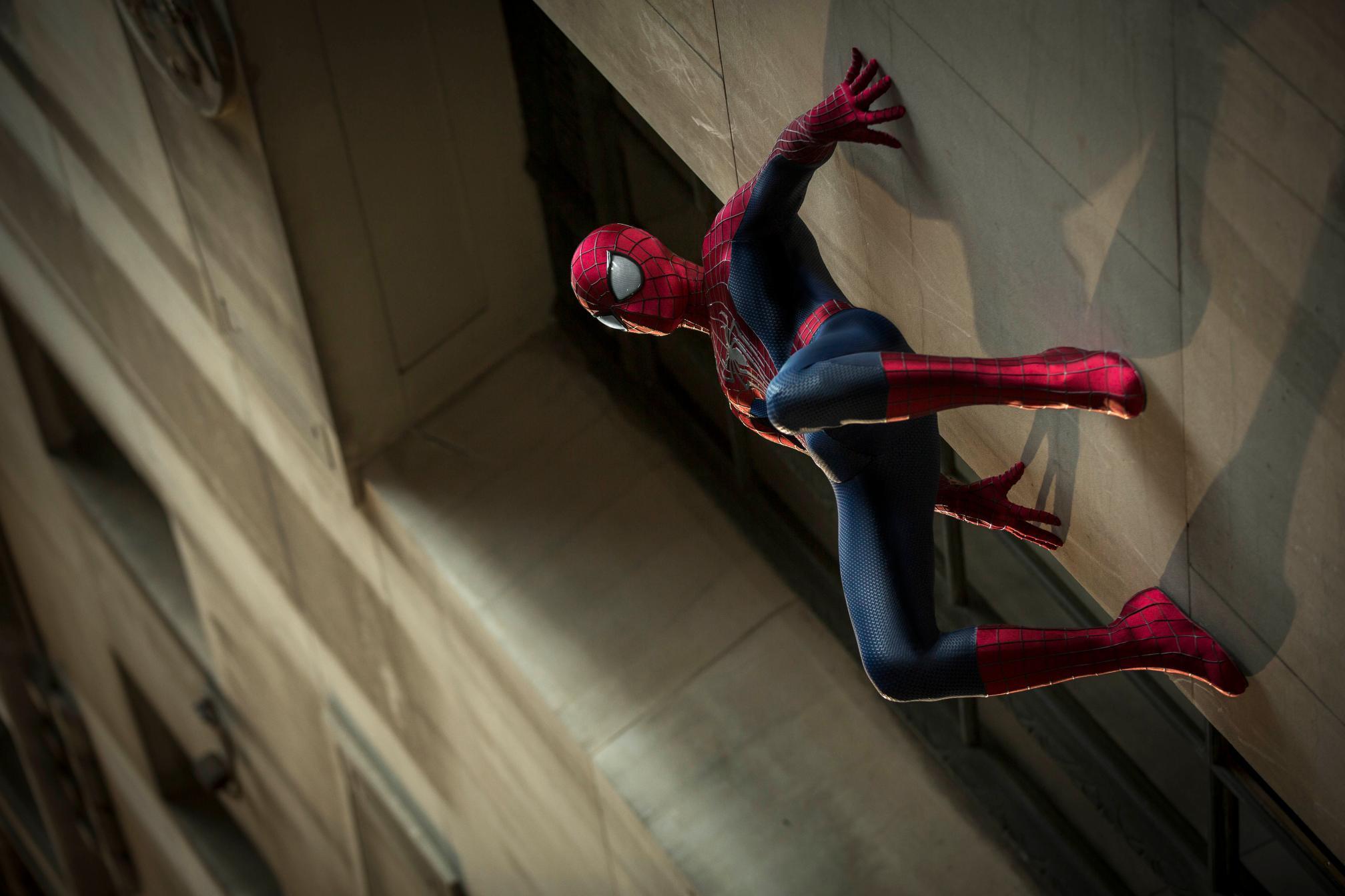 蜘蛛人驚奇再起2:電光之戰劇照 1