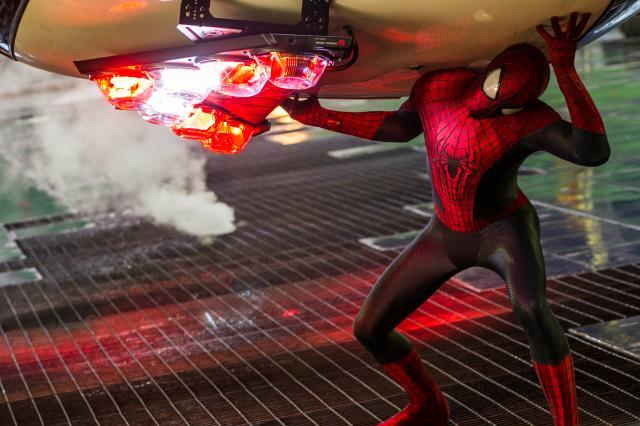 蜘蛛人驚奇再起2:電光之戰劇照 6