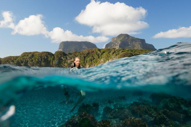絕鯊島劇照 2