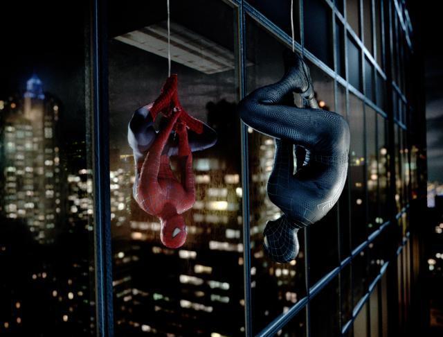 蜘蛛人3預告片 01