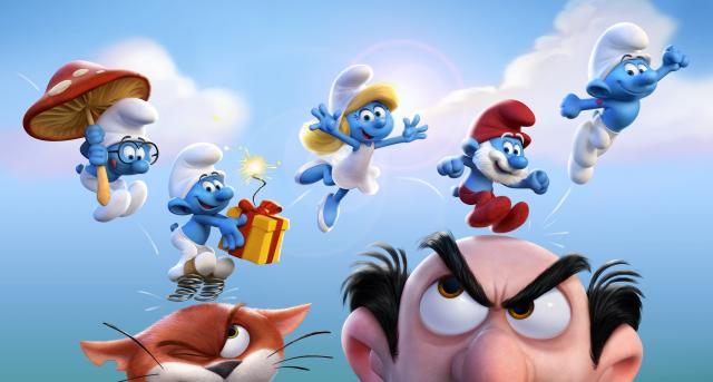 藍色小精靈:失落的藍藍村劇照 1