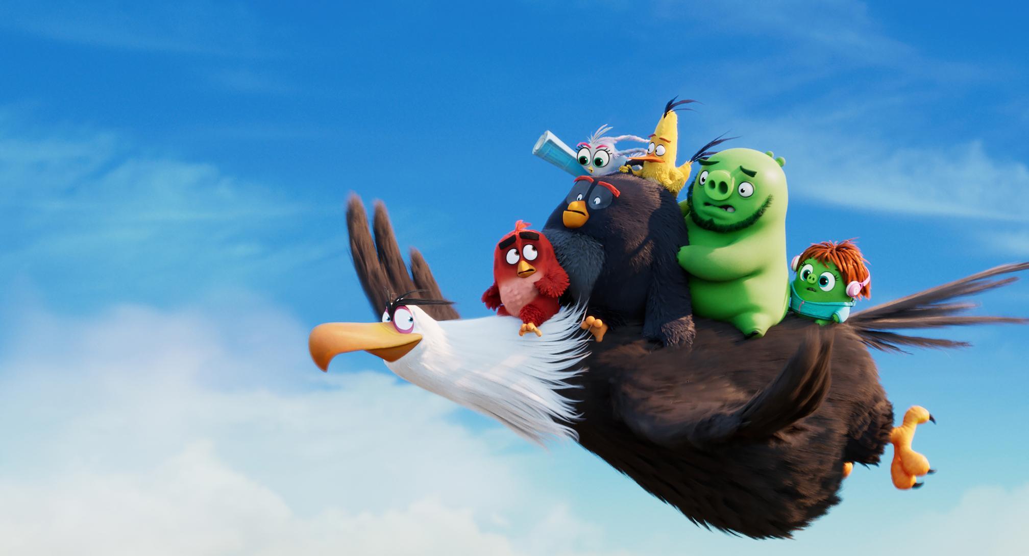 憤怒鳥玩電影2:冰的啦預告片 01