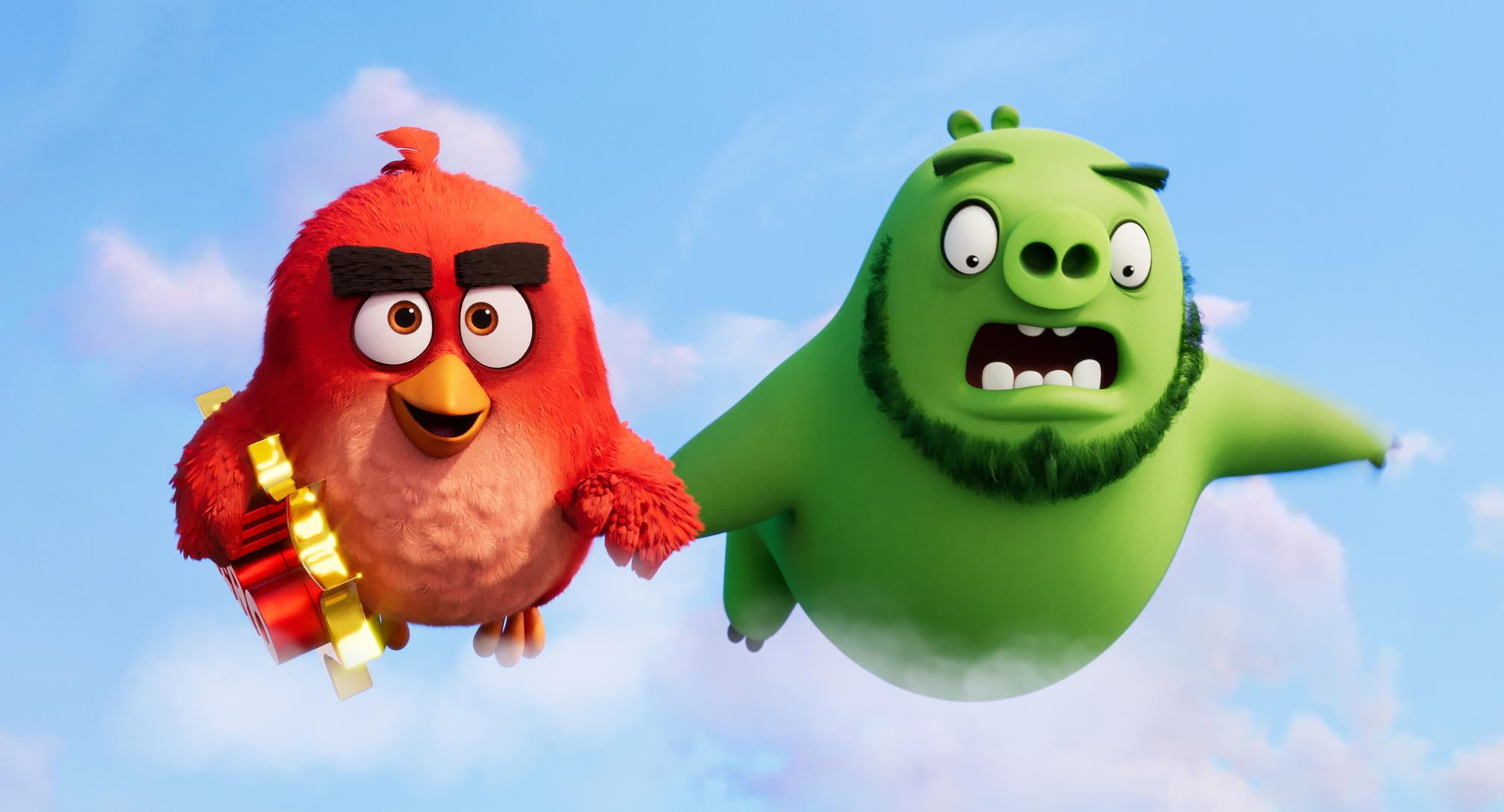 憤怒鳥玩電影2:冰的啦劇照 2