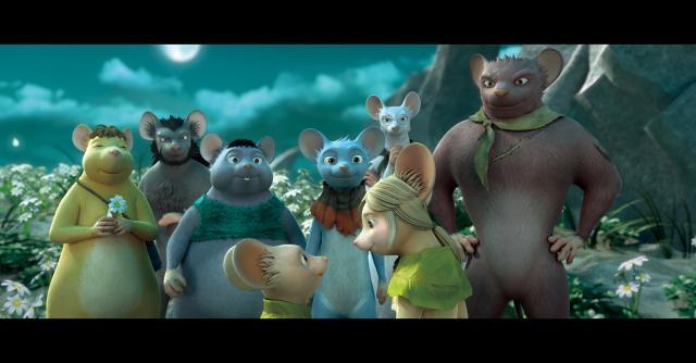 勇鼠的奇幻旅程劇照 2