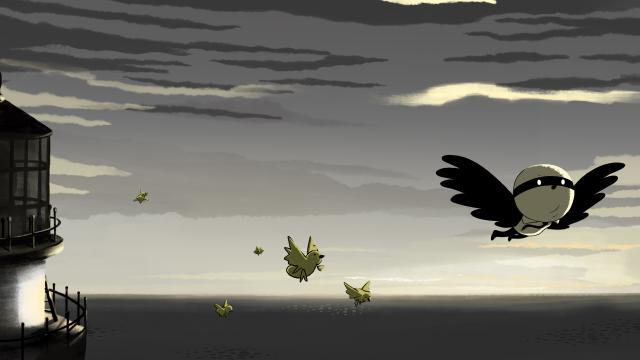 鳥男孩劇照 3