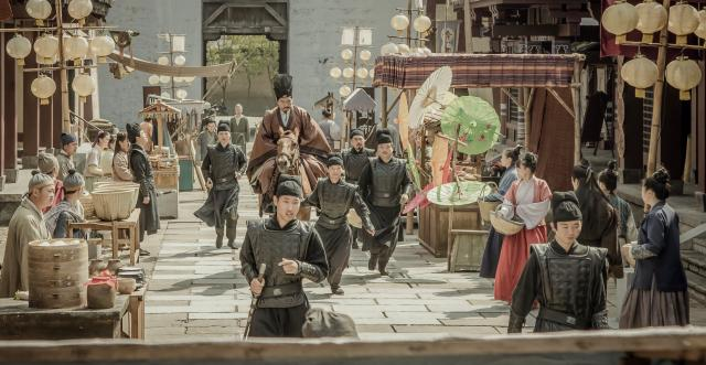 李白之天火燎原劇照 6