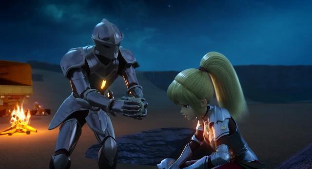 精靈戰車第20集【惡靈騎手】 線上看