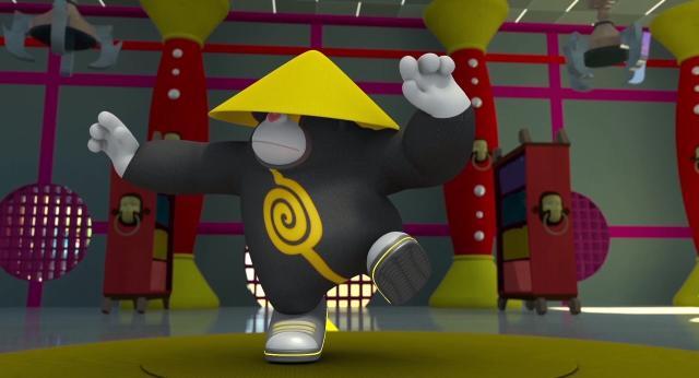 大猩星 全集第9集【黃帽被下藥】 線上看