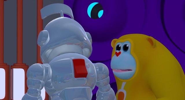 大猩星 全集第15集【機器人助手】 線上看