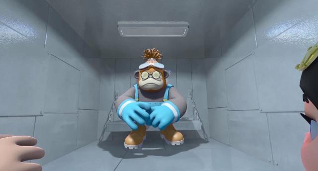 大猩星 全集第25集【羅米佩妮歷險記】 線上看