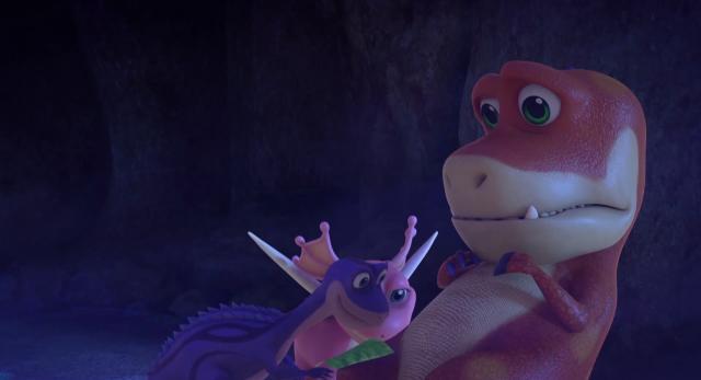 時空龍騎士第1集【侏羅紀自貢首秀】 線上看