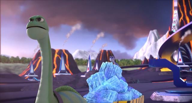 時空龍騎士第9集【一個條件】 線上看