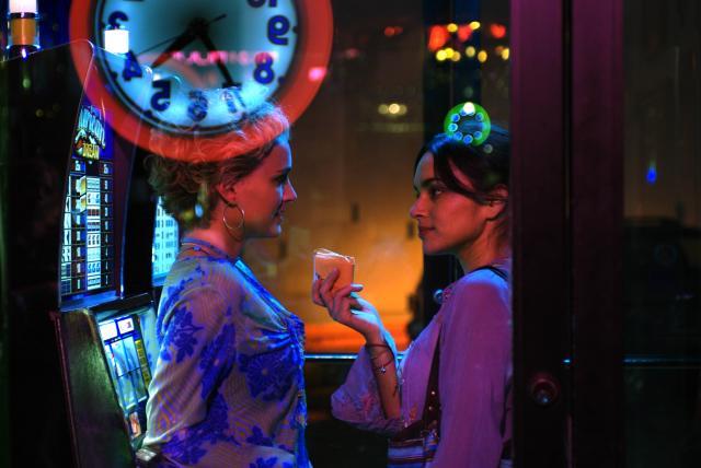 我的藍莓夜劇照 2
