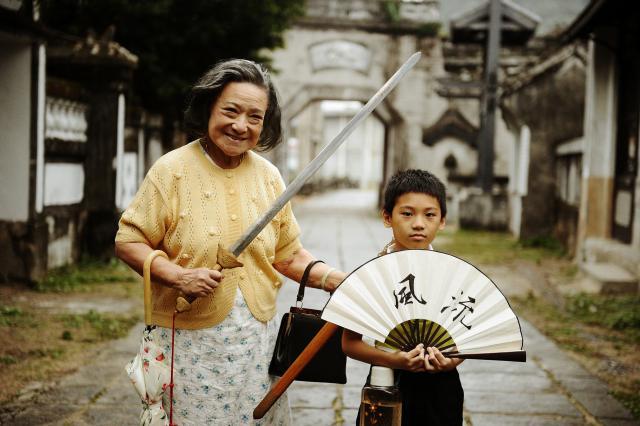 親愛的奶奶劇照 2
