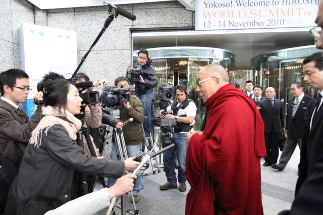 達賴喇嘛14世:西藏大哉問劇照 2