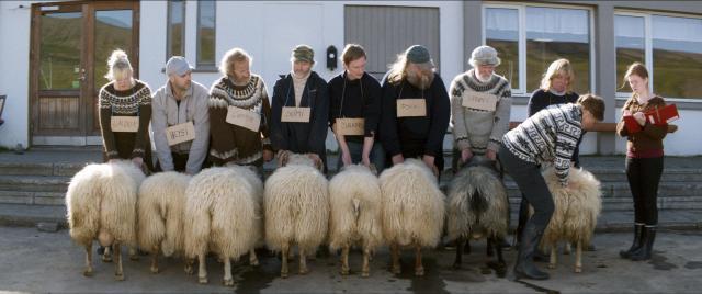 羊男的冰島冒險劇照 1