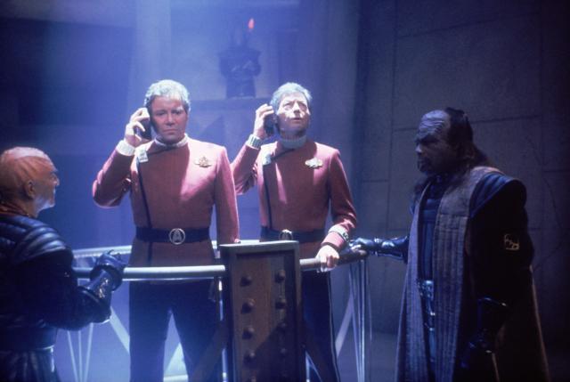 星艦奇航記6:邁入未來劇照 1