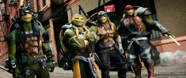 忍者龜:破影而出劇照 2
