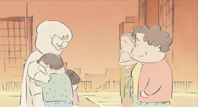 隔壁的山田君劇照 2
